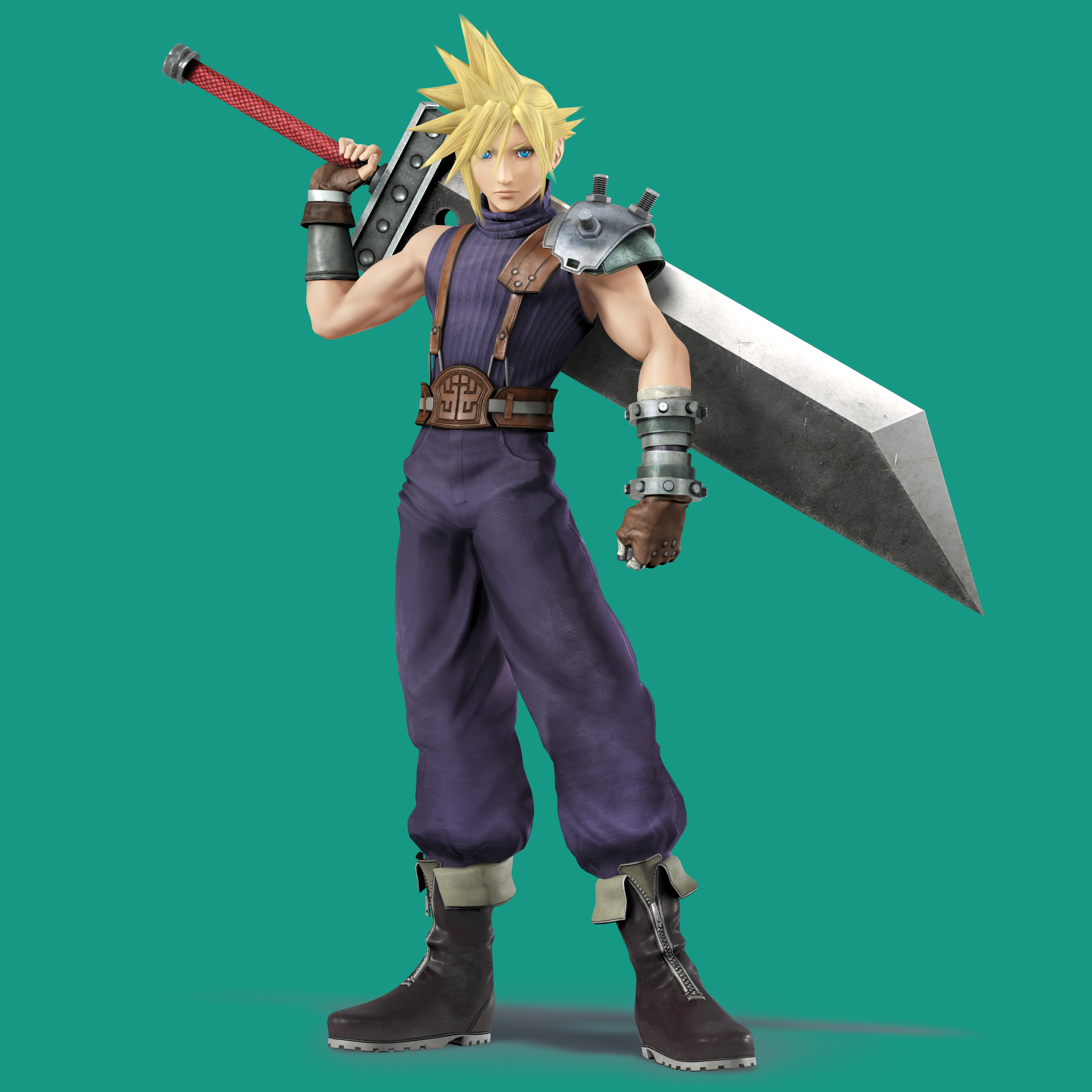 Final Fantasy Vii S Cloud Is Coming To Super Smash Bros