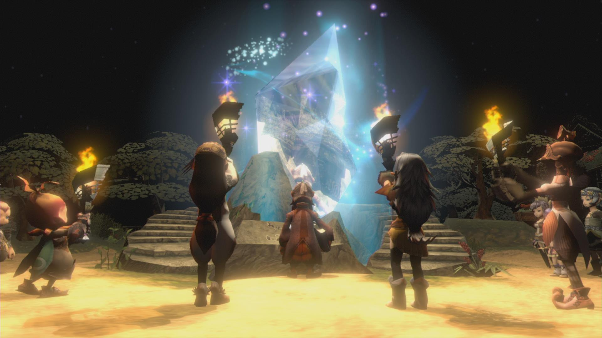 Here S A Look At Final Fantasy Crystal Chronicles Remastered