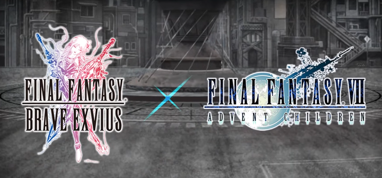 Final Fantasy Brave Exvius Hosts Collaboration Event With Final